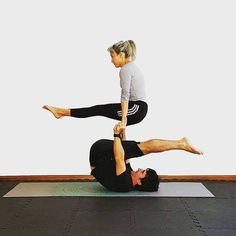 Amazing Partner Yoga Poses To Strength Trust And Intimacy - Page 57 of 70 - Yoga Exercises & Fitness - Couples Yoga Poses, Acro Yoga Poses, Partner Yoga Poses, Partner Dance, Dance Poses, Ashtanga Yoga, Bikram Yoga, Yoga Girls, Yoga Inspiration
