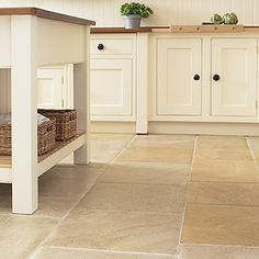 aged charlbury cotswold stone floor tiles | one day