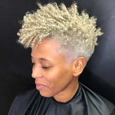 50 Breathtaking Hairstyles for Short Natural Hair - Hair Adviser - 50 Breathtaking Hairstyles for Short Natural Hair - Hair Adviser - Hairstyles With Curled Hair, Combover Hairstyles, Curly Hair Braids, Twist Hairstyles, Pretty Hairstyles, Curly Hair Styles, Natural Hair Styles, Men's Hairstyle, Medium Hairstyles