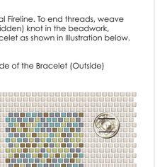 Free Beading Patterns-Pdf Pattern-Sandbox-Green Patina