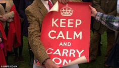 """Keep Calm and Carry On"": el origen"