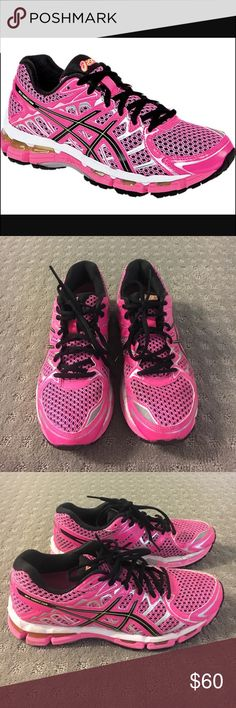 ASICS GEL SURVEYOR 2 Running Shoes T453N SNEAKERS Size 8.5 asics sneakers normal wear but still has tons of wear in them has some rubbing on the insides of the bottom foam has great support and comfort pet free smoke free home Asics Shoes Athletic Shoes