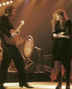"""""""There was a timbre that happened when the two voices would join. That was unique… And it was like you never heard that before, and I don't think you've heard since. Those two voices sing like that and sound like that for a reason. They were meant to sing together.""""  - Keith Olsen (on Lindsey Buckingham & Stevie Nicks)."""