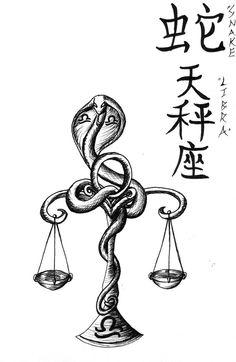 Libra snake