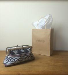 This clutch is heading out the door to be a part of a great benefit for Mt. Washington Pediatric Hospital ! #eastandmarket