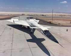 XB-70 Valkyrie - Escalation at its finest.  Mach 3+ bomber triggered development of the MiG-25 Foxbat in response.  The demise of this design prompted the YF-12 variant of the SR-71, which was to be based in Iceland and scrambled to Europe when the balloon went up.  The only survivor of this endevour was the Phoenix missile system, which ened up hitching a ride on the F-14.