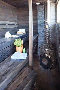 a Finnish sauna <3 by betsy