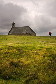 Chapelle Saint-Michel de Brasparts, Bretagne#myfinistere #Finistère #Bretagne #Brittany