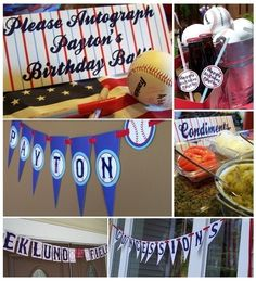 1st Birthday Idea
