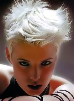Pictures of extra short hairstyles picture 6.