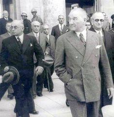 Atatürk'ün nadir bulunan görüntüleri - Milliyet Foto Galeri