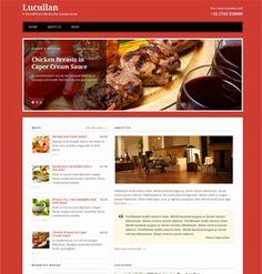 Lucullan A WordPress theme for Restaurants & Bars Restaurant Bar, Best Hotels, Wordpress Theme, Menu, Restaurants, Food, Menu Board Design, Essen, Restaurant