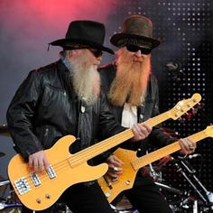 ZZ Top #Music #Band
