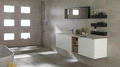 #Gamadecor reafirma la versatilidad del #mobiliario de #baño NEXT #interiorismo #decoración