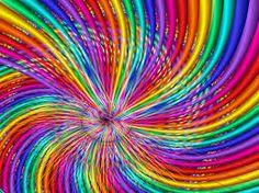 Kleur:  de schrijver beschrijft de geur van de plant als kleuren die zich aan Grenouille binden.