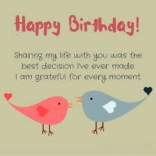 Image result for birthday quotes for husband
