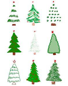 Christmas tree Microsoft surface pro