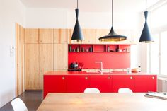'House DJ' in Groen Kwartier, Antwerp. Renovated by B-bis Architects.