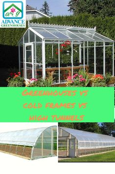 4 x 2M Walk-In Polytunnel Cover Greenhouse Round Top Plant Gardening With Door