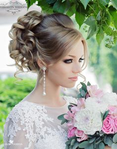 Stunning Summer Wedding Hairstyles ❤ See more: www. Stunning Summer Wedding Hairstyles ❤ See more: www.weddingforwar… Stunning Summer Wedding Hairstyles ❤ See more: www. Summer Wedding Hairstyles, Bride Hairstyles, Pretty Hairstyles, Bridesmaid Hairstyles, Hairstyle Ideas, Long Hair Wedding Updos, Easy Hairstyles, Fashion Hairstyles, Dreadlock Hairstyles
