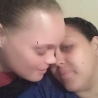Kimberly + Tiffany - Read their love story - LGBT Couple that entered to win the 2015 EnGAYged Wedding EXPO Honeymoon and LGBT Wedding Giveaway!