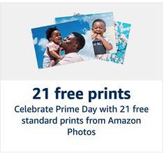 Prime Deals, Amazon Prime Day, Photo Storage, Make Photo, Online Deals, Free Prints, Great Memories, Free Photos, Photo Cards