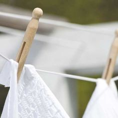 I enjoy hanging my laundry out on the line to dry. I finish the laundry off with about 10 min. in the dryer to soften everything Doing Laundry, Laundry Room, Country Life, Country Living, Country Charm, Laundry Lines, White Cottage, White Farmhouse, Farms Living