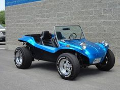 Nice blue antique jeep at car show event.Just hit the support button on my home page. Volkswagen 181, T3 Vw, Volkswagen Beetles, Manx Dune Buggy, Steeve Mcqueen, Jeep Scout, Automobile, Sand Rail, Beach Buggy