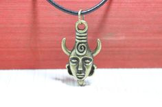Supernatural Dean necklace Amulet of Buddha's head Necklace
