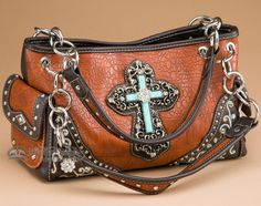48 Best Western Leather Purses images | Leather