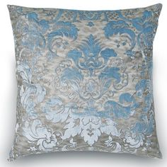 silver decor pillows | ... Shopping Home & Garden Home Decor Decorative Accessories Throw Pillows