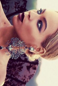 Jealous - Beyonce's Makeup Looks from the Beyonce Visual Album