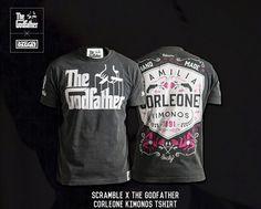 Scramble The Godfather T Shirt