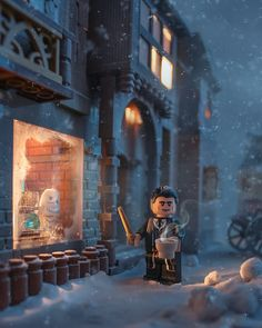 Lego Harry Potter, Legos, Lego Ninjago Nya, Lego Sculptures, Lego Pictures, Amazing Lego Creations, Lego Minifigs, Lego Modular, Lego Worlds