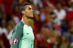 Ronaldo, Portugal - Euro 2016