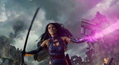 ปล่อยออกมาแล้วตัวอย่างสุดท้ายของ X-Men: Apocalypse X Men, Wonder Woman, Marvel, Superhero, Concert, Fictional Characters, Concerts, Fantasy Characters, Wonder Women