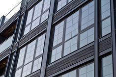 245 Manhattan Ave - shou sugi ban charred cypress exterior siding  Resawntimber comp in Penn.