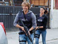 Deeks and Kensi.  10/13