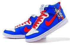 Sonic Nikes