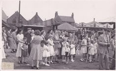RP WISBECH FUNFAIR FAIRGROUND ELM HOUSE SCHOOL OUTING CAMBS REAL PHOTO 1932 | eBay