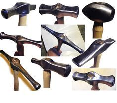 Antique Tools, Old Tools, Vintage Tools, Sheet Metal Tools, Sheet Metal Work, Blacksmith Hammer, Forging Tools, Fabrication Tools, Metal Shaping