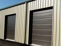 Mini Storage Roll Up Doors - Price Steel Roll Up Doors Online Now! Commercial Roll Up Doors, Garage Doors, Roll Coil Self Storage Doors, Insulated Garage Doors and Fire Rated Doors. Call 1-800-486-8415 #doors