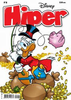 Leituras de BD/ Reading Comics: Lançamento Goody: Hiper-Disney #16