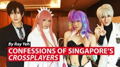 Confessions of Singapore's Crossplayers   CNA Insider