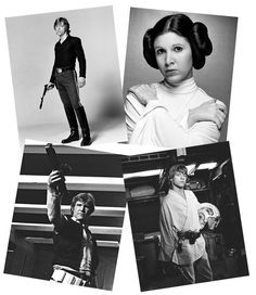 Rare Photos from Star Wars