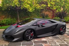 Lamborghini sesto Elemento ... seriously lusting- help me LORD! I would kill all the bugs in my fly zone and eventually take out some vegetation and most likely myself. There is good reason guys like me can't afford these.