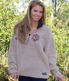 Appalachian Pile Sherpa Pullover | Southern marsh, Pullover and ...