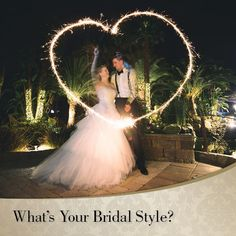 Quiz! Classic, romantic, glam or fantasy: What's Your Bridal Style?