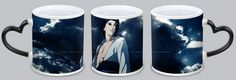 Naruto uchiha sasuke coffee cup, exquisite gift box, high-end fashion, more grades. The true meaning of the gift box.
