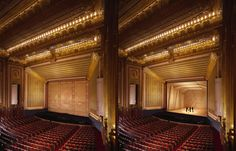 In the latest collaboration between the renowned Chicago architect Jeanne Gang and a Chicago-area arts institution, Gang and her firm, Studio Gang Architects, have designed a new acoustical shell Lyric Opera, Chicago Area, Chicago Tribune, Concert Hall, Acoustic, Opera House, Shells, Lyrics, Entertainment